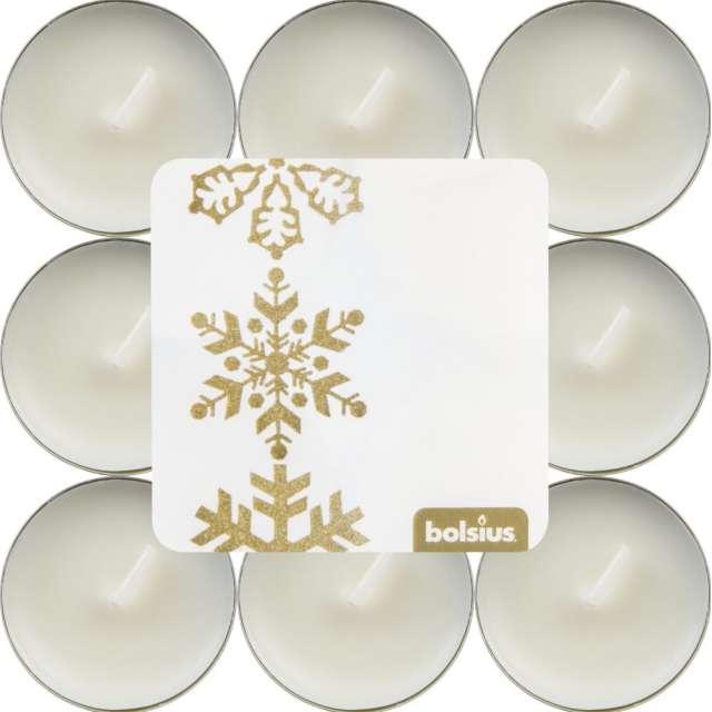 Podgrzewacz zapachowy Merry Christmas - Wanillia Bolsius 4h 18 szt