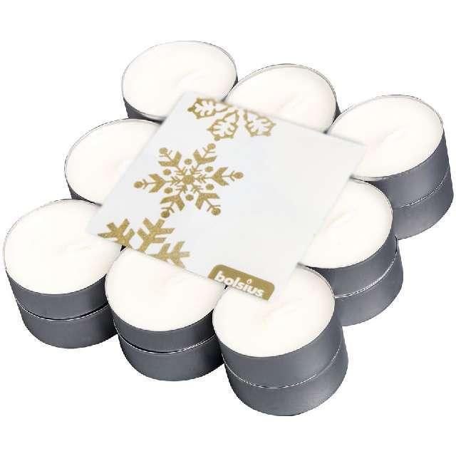"""Podgrzewacz zapachowy """"Merry Christmas - Wanillia"""", Bolsius, 4h, 18 szt"""