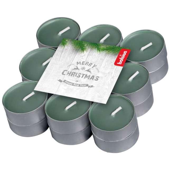 """Podgrzewacz zapachowy """"Merry Christmas - Sosna"""", Bolsius, 4h, 18 szt"""