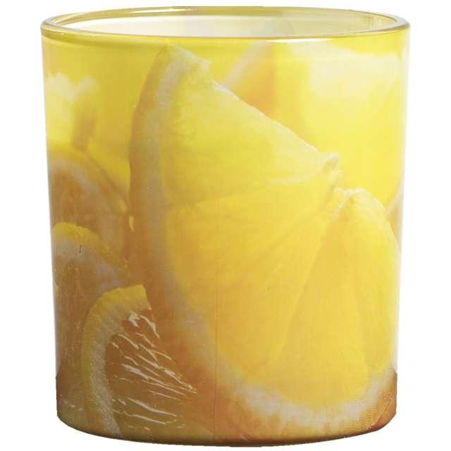 _xx_Swieca w szkle Citronella 80/72mm citronella
