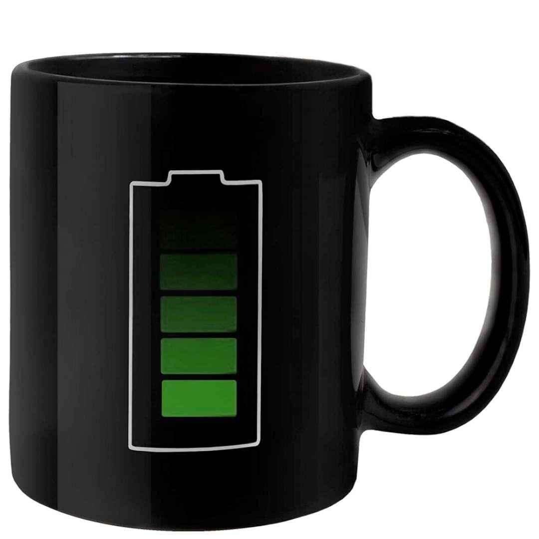 "Kubek ""Bateria Magiczna"", GadgetMaster"