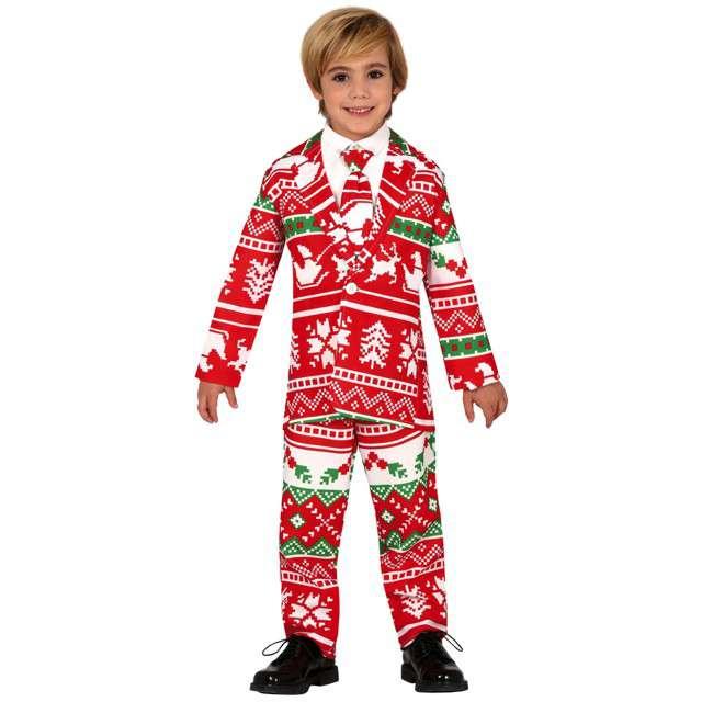 Strój dla dzieci Garnitur Świąteczny Guirca rozm. 7-9 lat