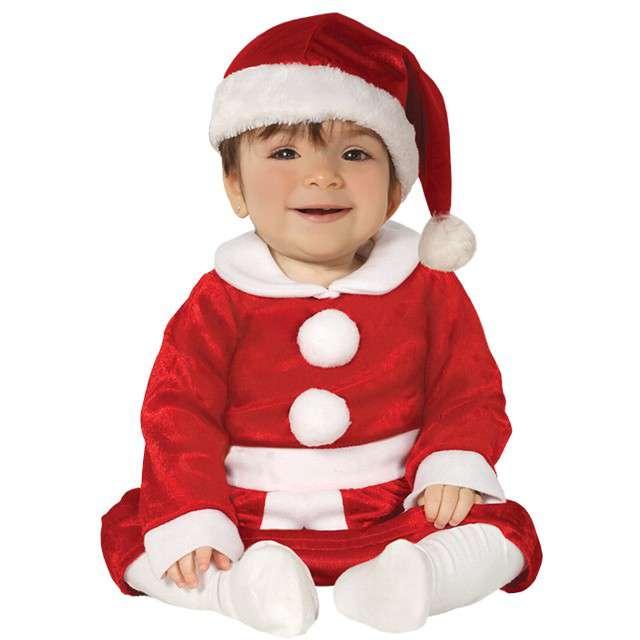 Strój dla dzieci Mikołajka GUIRCA 6-12 miesięcy