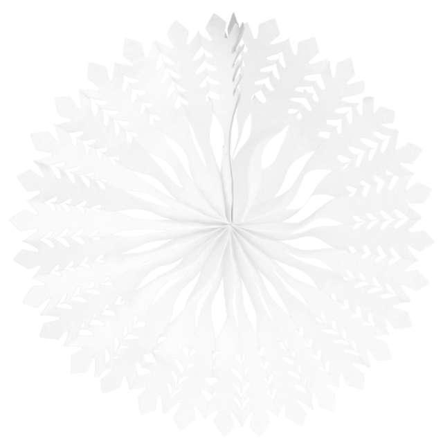 """Rozeta wisząca """"Płatek śniegu"""", Folat, 45  cm"""