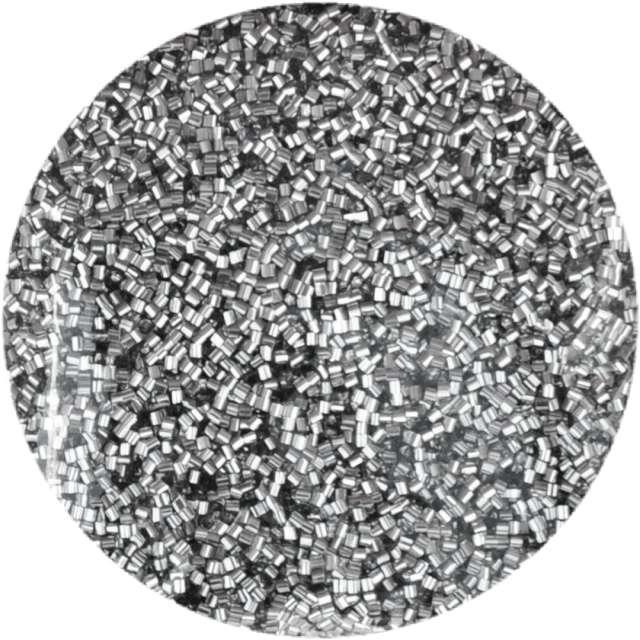 "Wiórki ""Foliowe"", srebrny, Aliga, 15g"