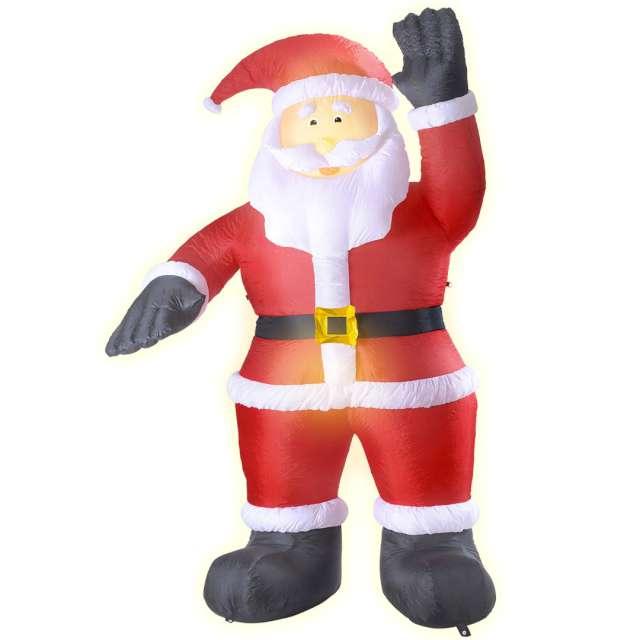 """Dmuchaniec """"Święty Mikołaj"""", Widmann, 244 cm"""
