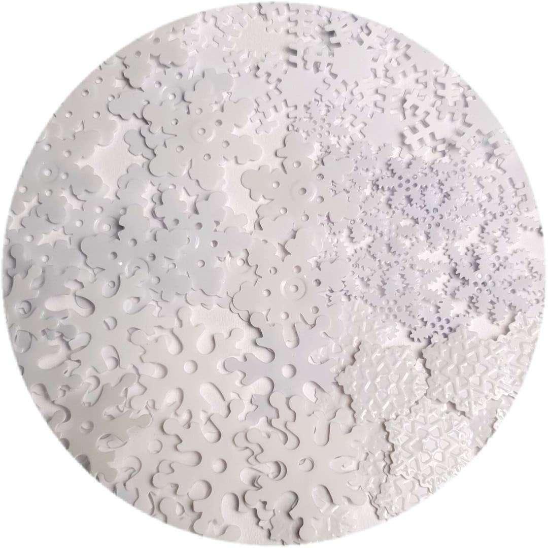 """Konfetti """"Płatki Śniegu"""", białe, Aliga, 5x2g"""