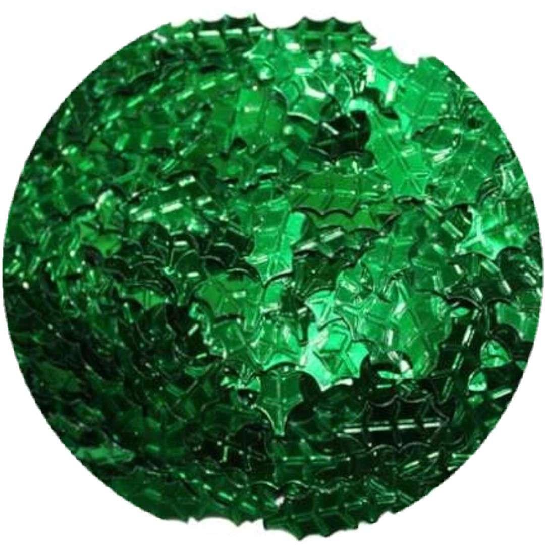 "Konfetti ""Liście"", zielone, Titanum, 14 g"