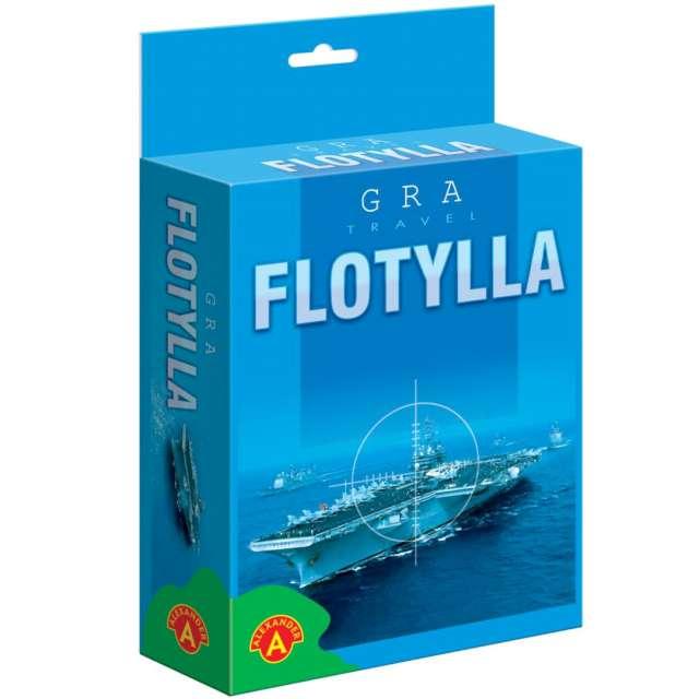 """Gra logiczna """"W statki - Flotylla"""", Alexander, od 5 lat"""