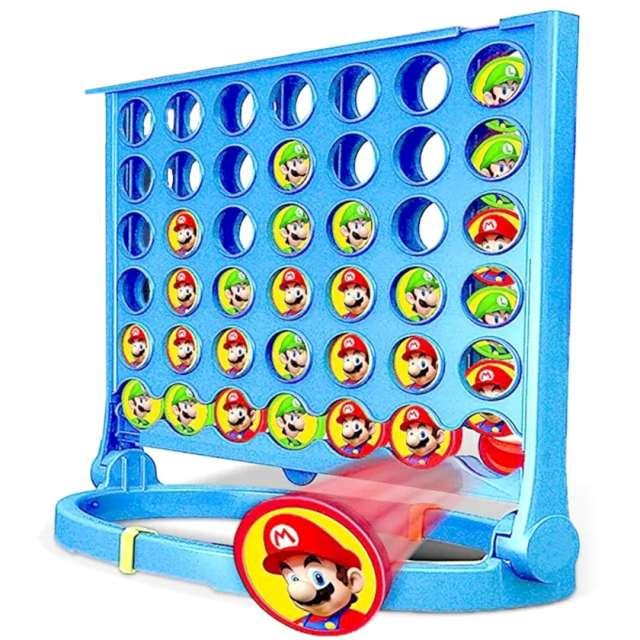 Gra logiczna Mario Connect Hasbro od 6 lat