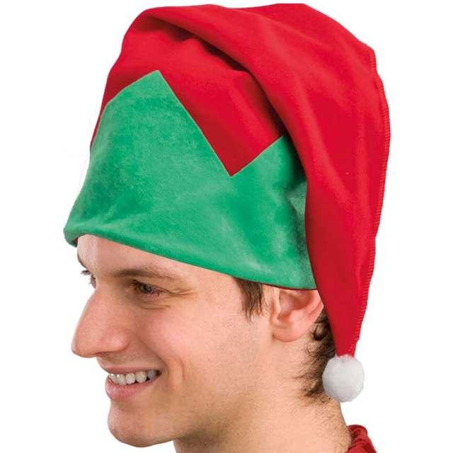 """Czapka """"Elf z pomponem"""", Carnival Toys"""