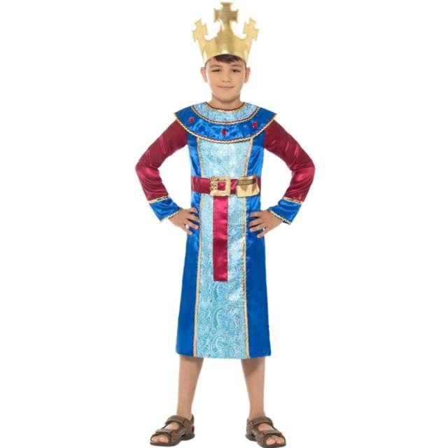 """Strój dla dzieci """"Melchior król"""", Smiffys, rozm. S"""