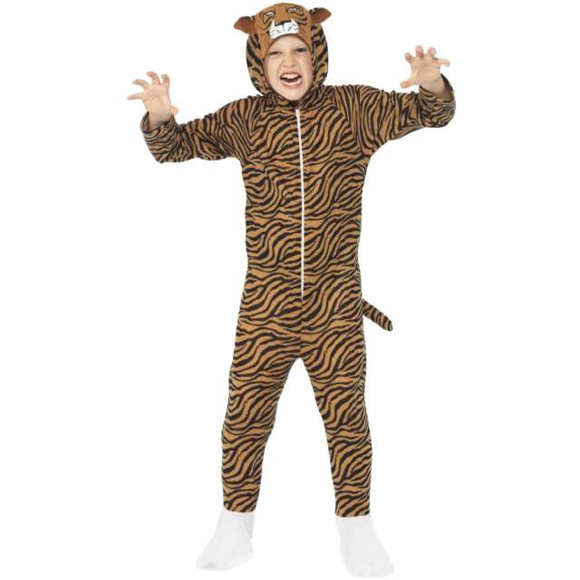 """Strój dla dzieci """"Tygrysek"""", Smiffys, rozm. M"""
