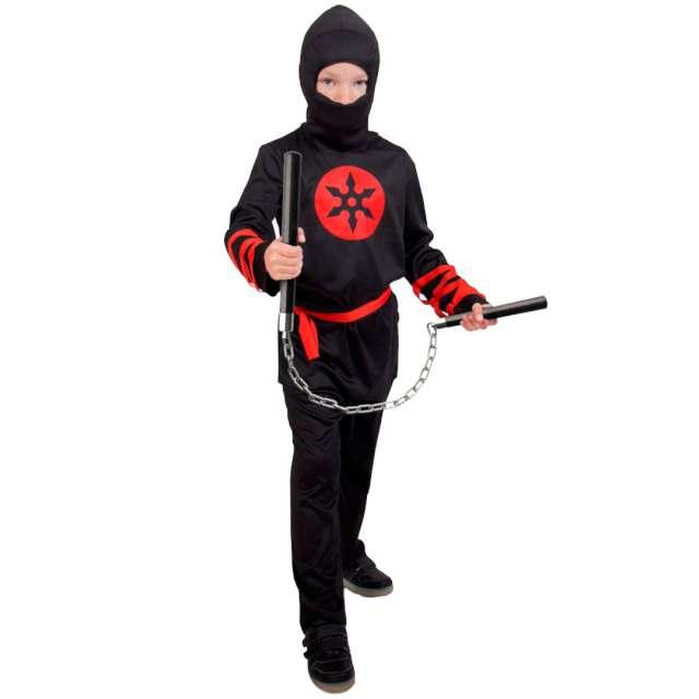 Strój dla dzieci Wojownik Ninja Folat rozm. L