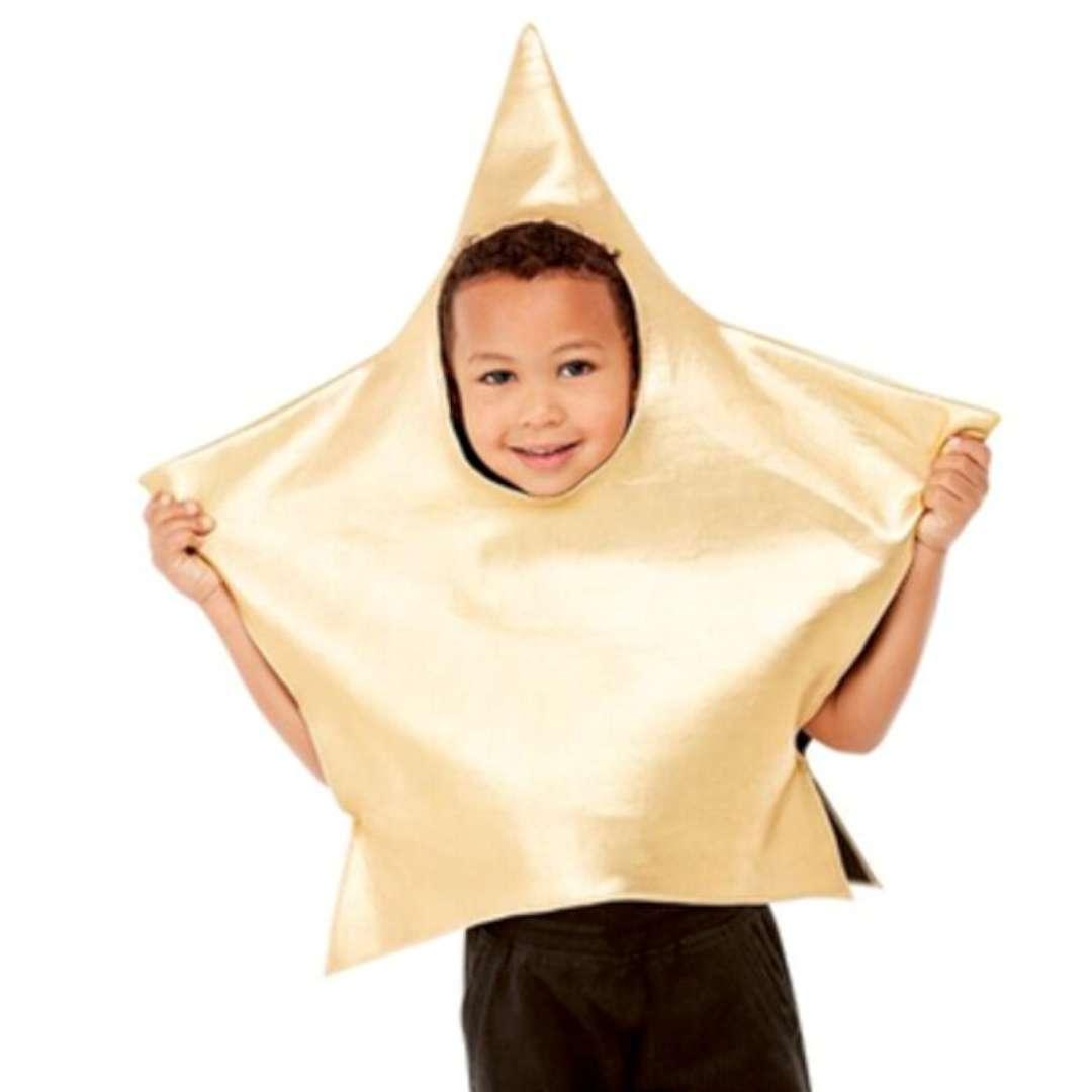 """Strój dla dzieci """"Błyszcząca gwiazda"""", Smiffys, rozm. uniw."""