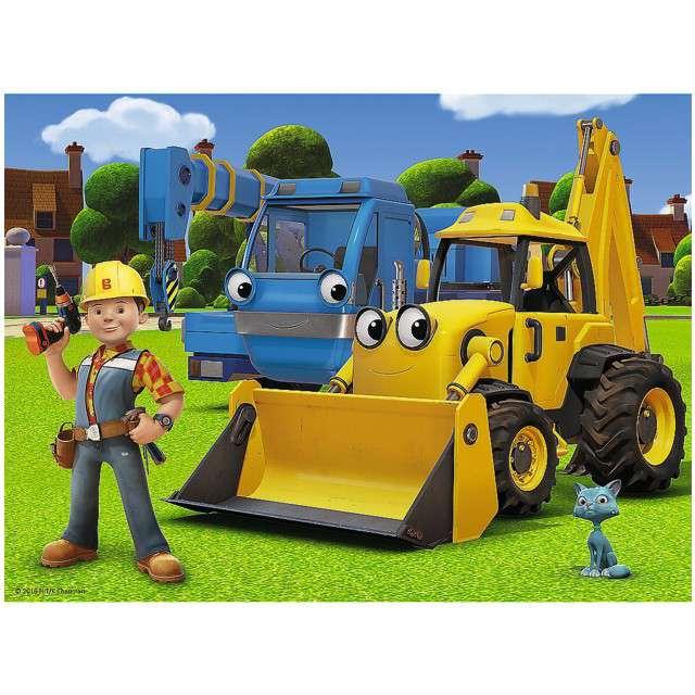 Puzzle Bob Budowniczy Trefl 30 elementów