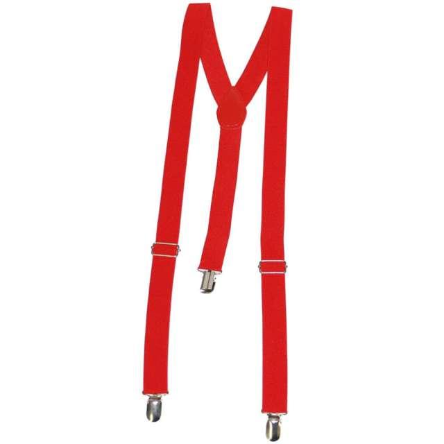 Szelki Classic czerwone Funny Fashion