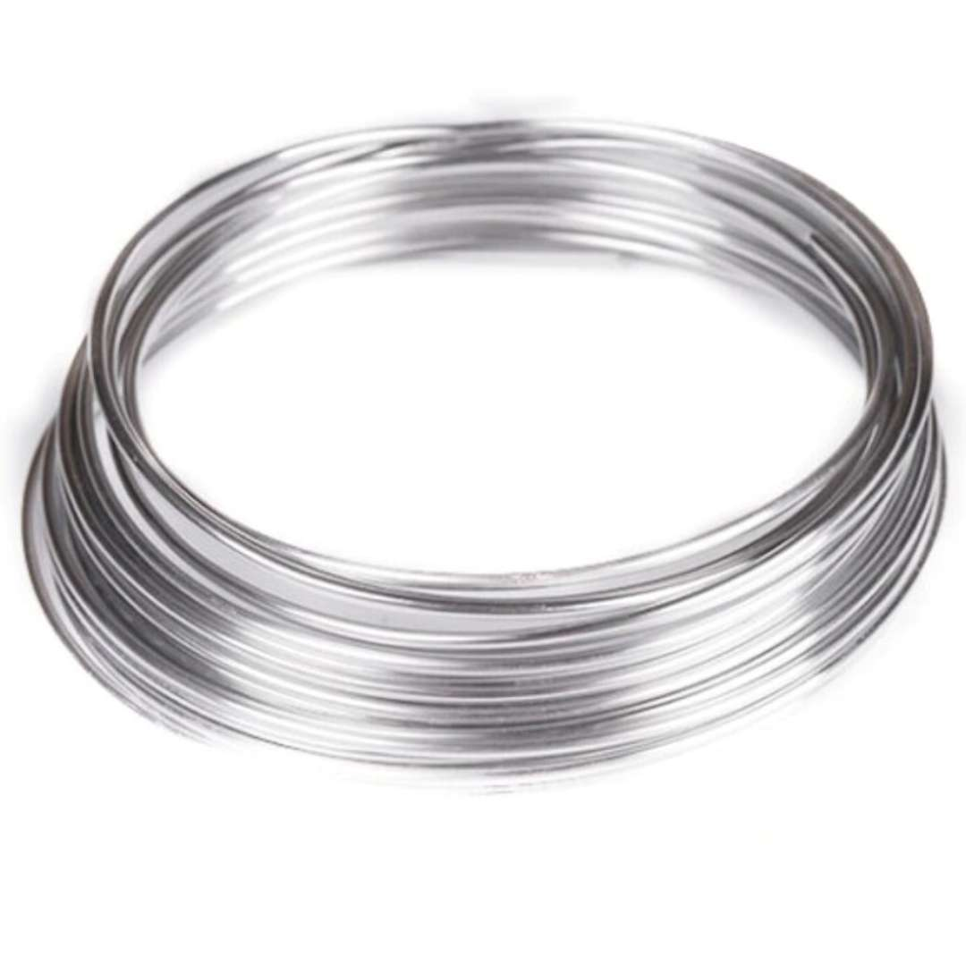 """Drucik aluminiowy """"Classic 0,8 mm"""", srebrny, Aliga, 7m"""
