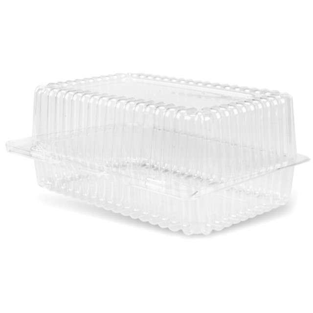 """Pojemniki """"Plastikowe na ciasto 900ml"""", Ravi, 10 szt"""