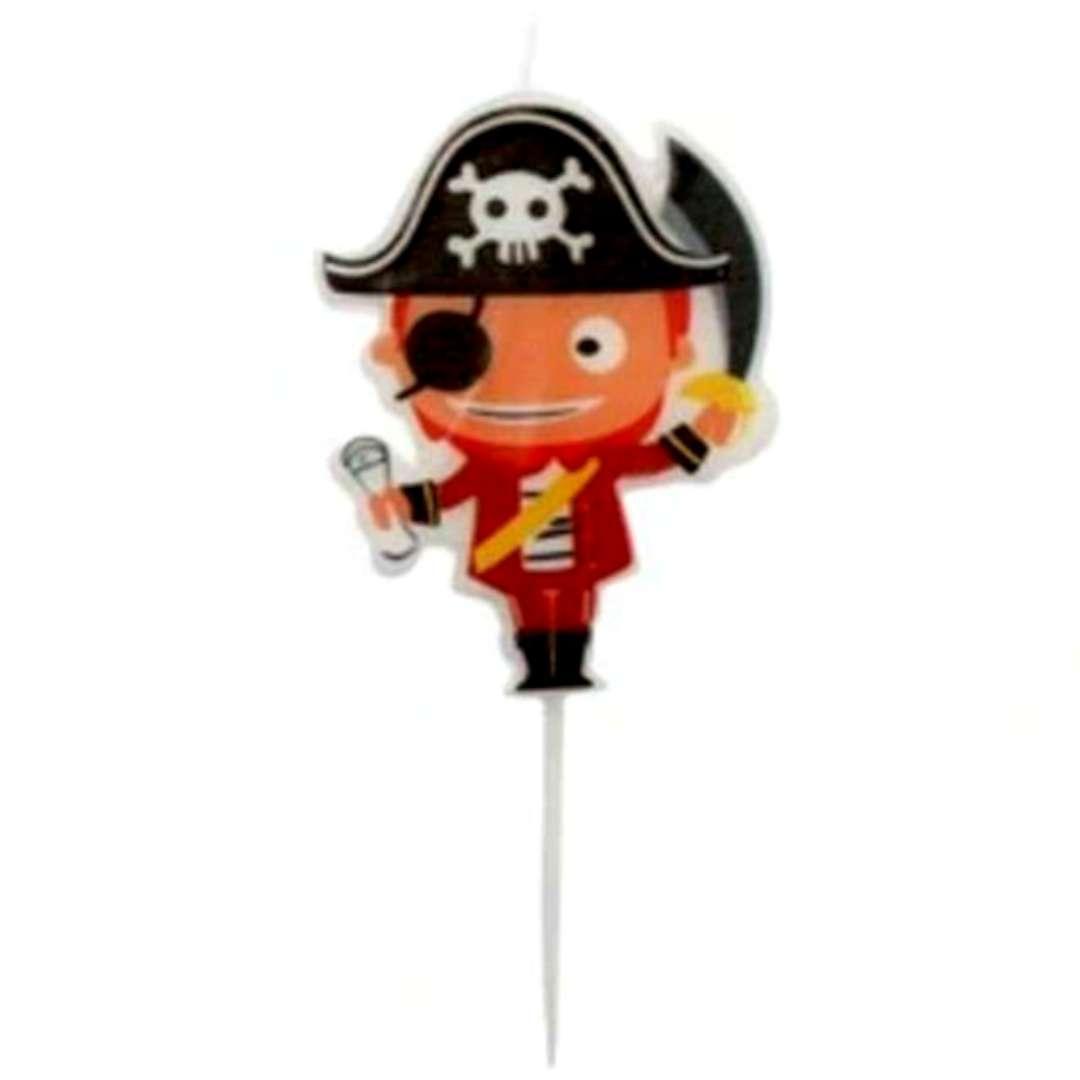 """Świeczka na tort """"Mały Pirat"""", Ravi"""