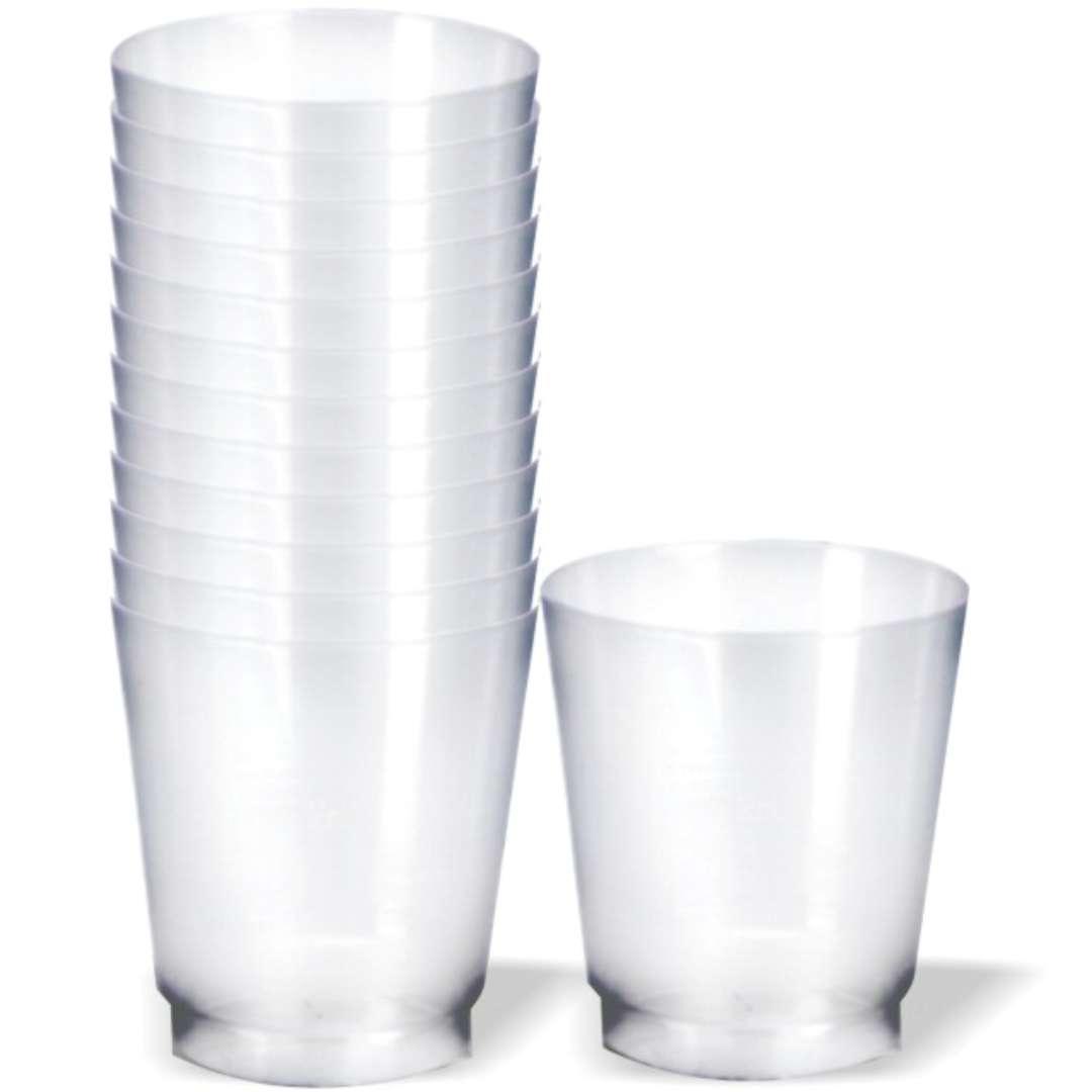 """Kieliszki jednorazowe """"Wódka basic"""", 40 ml, 12 szt"""