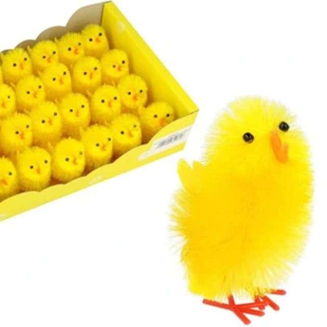 Kurczaki Dekoracyjne-żółte 5 cm ALIGA 3 szt