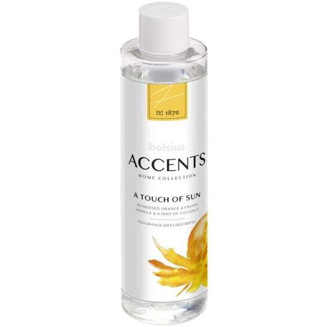 Uzupełnienie do odświeżacza ACCENTS: A Touch of Sun Bolsius 200 ml