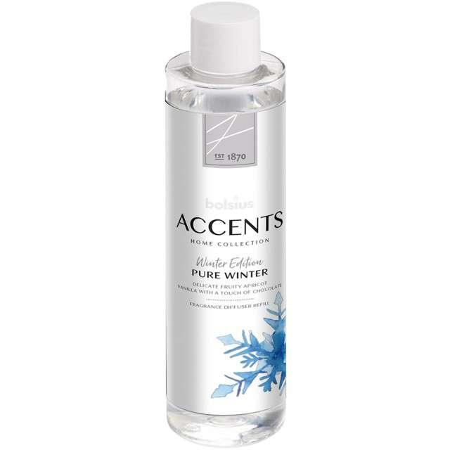 Uzupełnienie do odświeżacza ACCENTS: Pure Winter Bolsius 200 ml