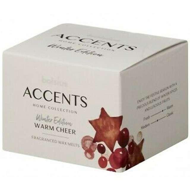Wosk zapachowy W pudełku Warm Cheer Bolsius 3 szt