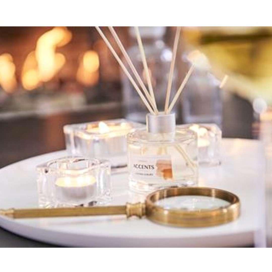 Odświeżacz zapachowy ACCENTS: Lounge Luxury patyczki Bolsius 100 ml