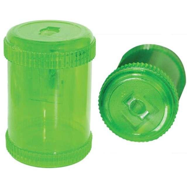 Temperówka Tuba zielona Titanum