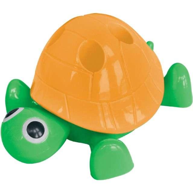 "Temperówka ""Żółwik"", zielono-żółta, Titanum"