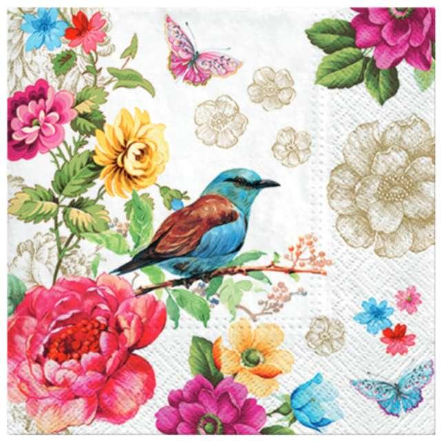 """Serwetki """"Ptak w raju"""", PAW, 33 cm, 20 szt."""