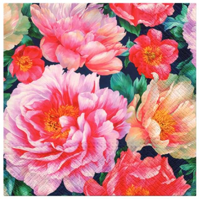 """Serwetki """"Kwiat peoni"""", PAW, 33 cm, 20 szt."""