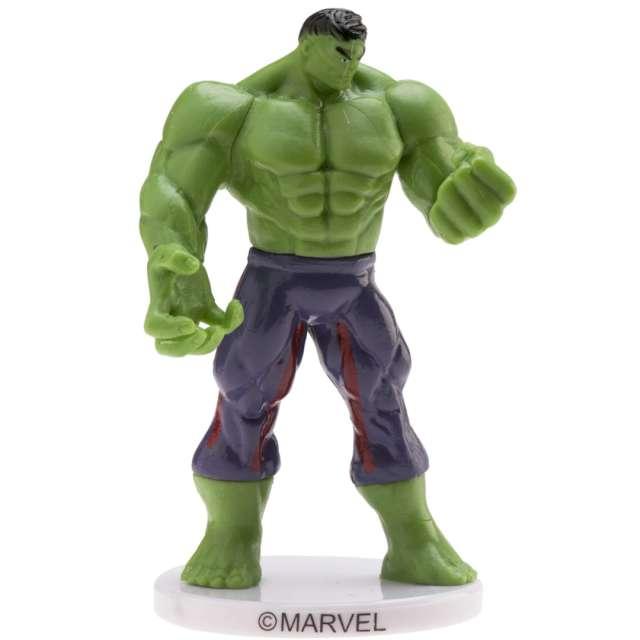 "Figurka na tort ""Hulk Avengers"", zielona, Dekora"