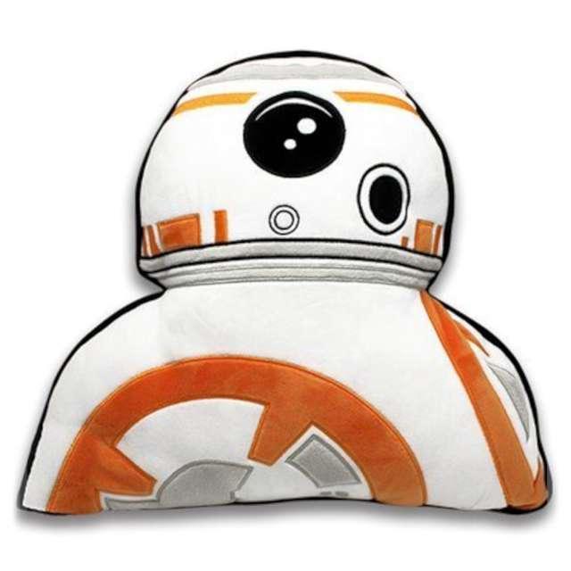 """Poduszka """"STAR WARS - Droid BB-8"""", Abysse, 38x35 cm"""