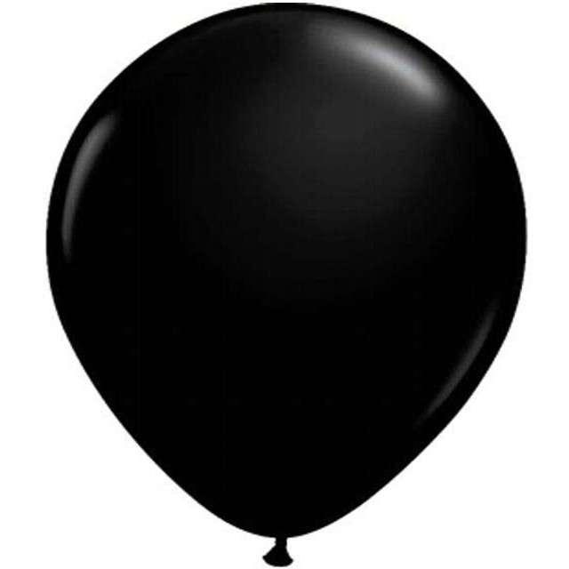 Balon MEGA Pastel czarny 36 BELBAL