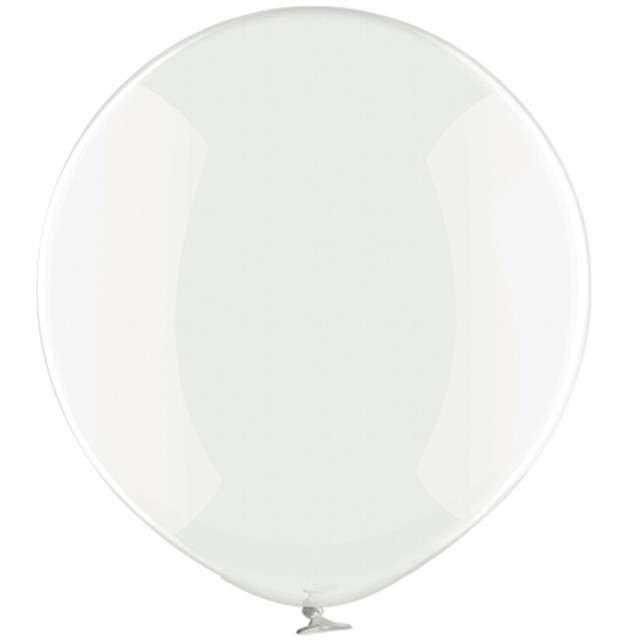 Balon MEGA Crystal transparentny 36 BELBAL