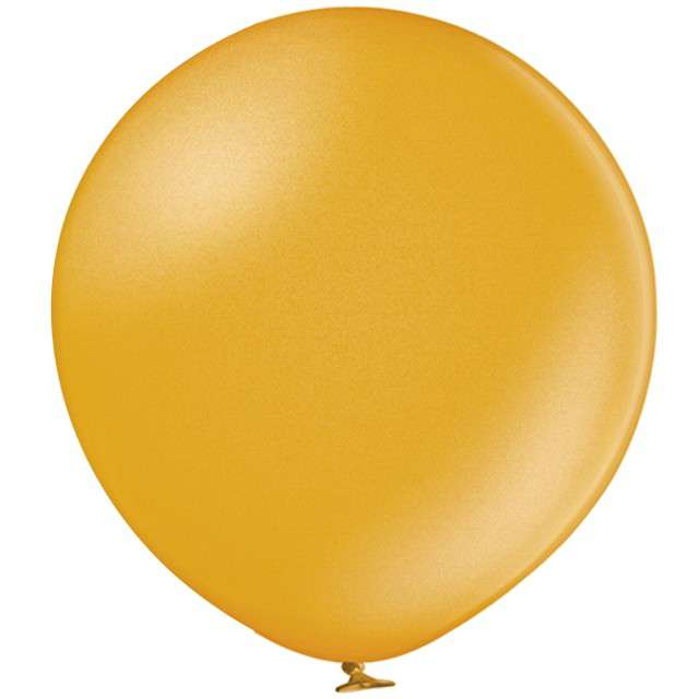 "Balon ""MEGA Metalik"", złoty, 36"", BELBAL"