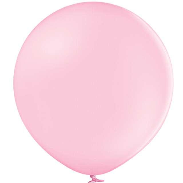 Balon MEGA Pastel różowy jasny 36 BELBAL