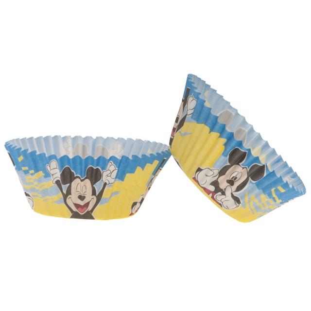 """Foremki na muffinki """"Myszka Mickey"""", Dekora, 25 szt"""