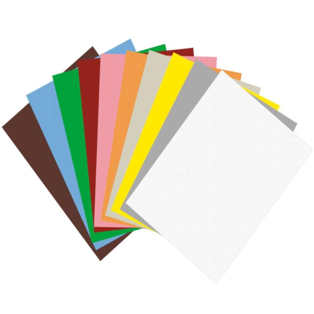 Arkusze piankowe A4 Kolorowy Mix Aliga 10 kol.