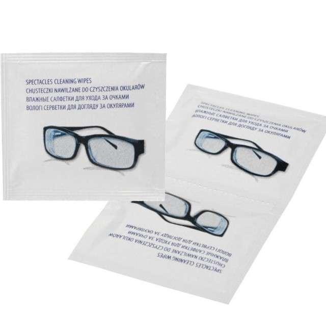 Chusteczki do czyszczenia Okularów i smartfonów Ravi 30 szt