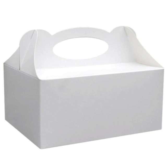 Pudełko na ciasto White Premium VIPER 10 szt