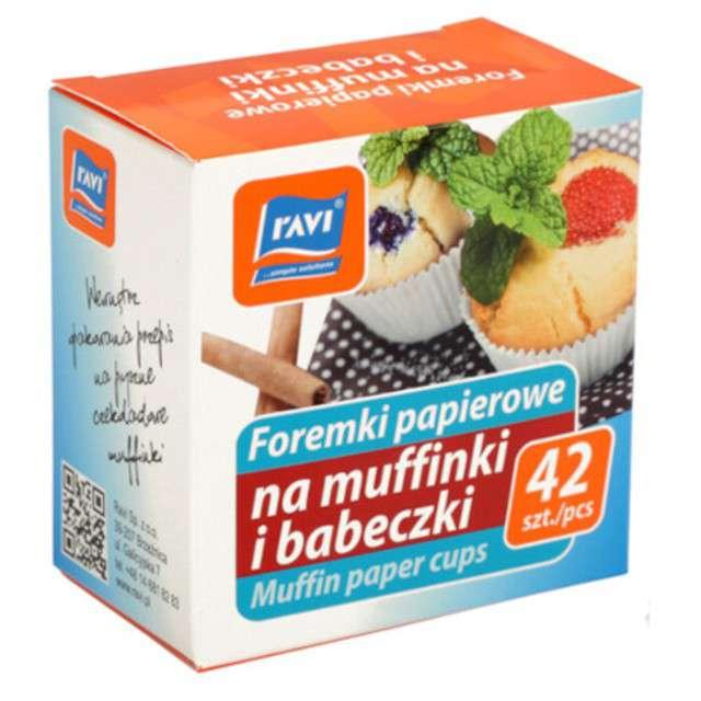 _xx_Foremki papierowe na muffinki i babeczki x42