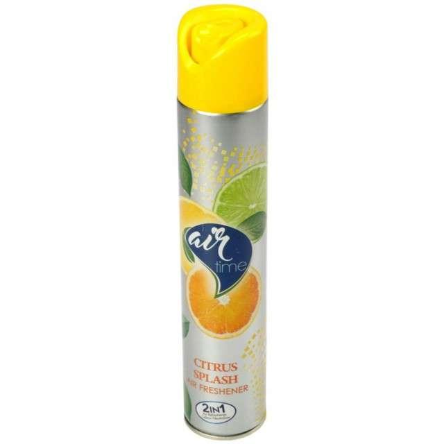 """Odświeżacz powietrza """"Zapach - citrus"""", spray, Ravi, 400 ml"""