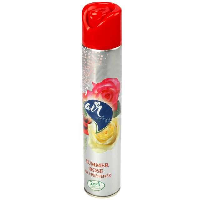 """Odświeżacz powietrza """"Zapach - róża"""", spray, Ravi, 400 ml"""