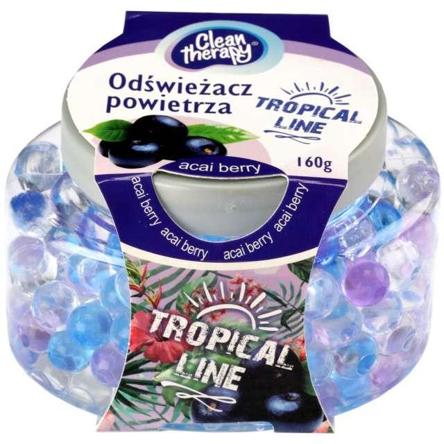 """Odświeżacz powietrza """"Tropical - Acai Berry"""", kulki, Ravi, 160 g"""