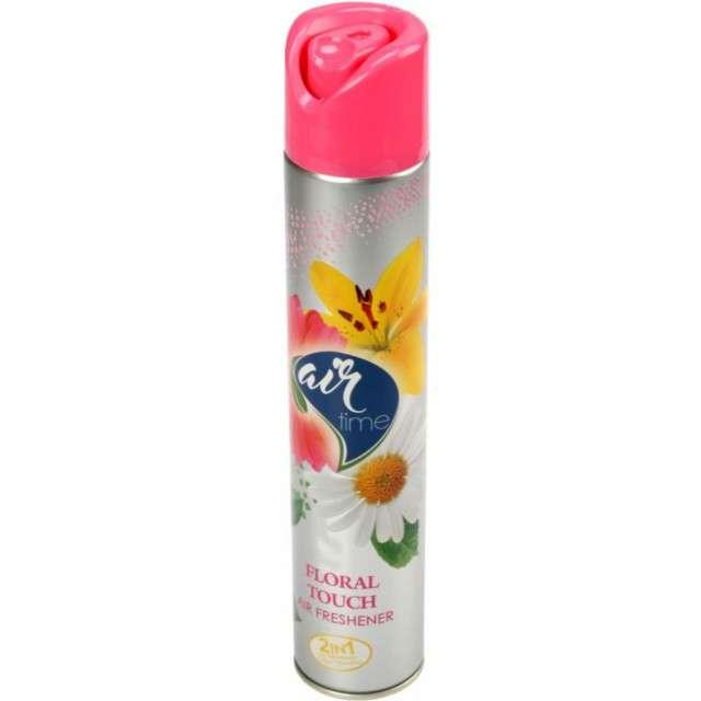 """Odświeżacz powietrza """"Zapach - kwiatowy"""", spray, Ravi, 400 ml"""