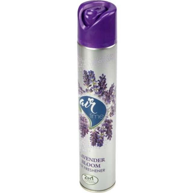 """Odświeżacz powietrza """"Zapach - lawenda"""", spray, Ravi, 400 ml"""
